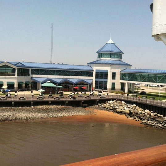 Photo taken at Cape May-Lewes Ferry | Cape May Terminal by Amanda on 7/1/2012