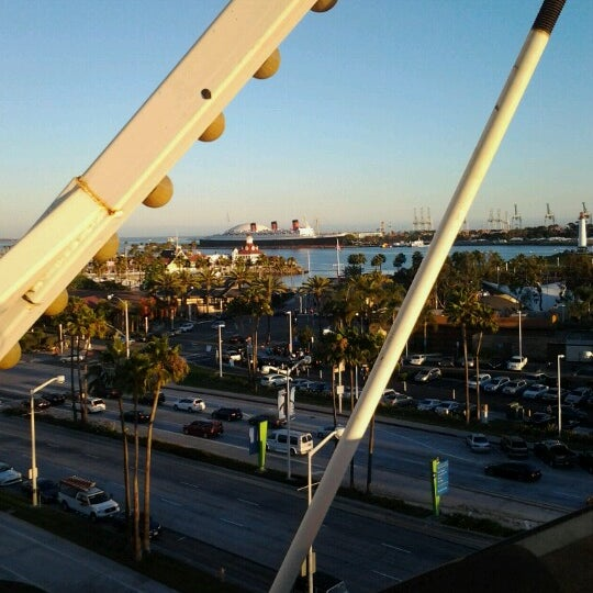Photo taken at Ferris Wheel At The Pike by Danny A. on 6/25/2012
