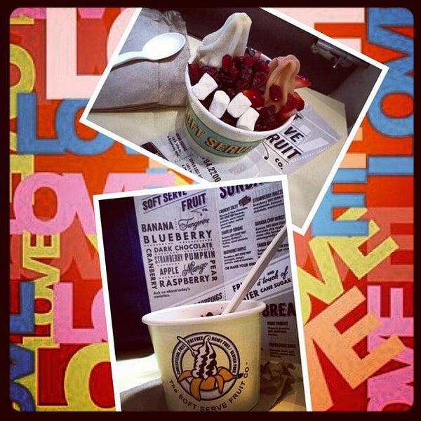 Photo taken at Chloe's Soft Serve Fruit Co. by @JuliusOCloset o. on 6/6/2012