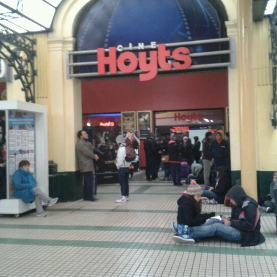 Photo taken at Cine Hoyts by Diego A. on 8/15/2012