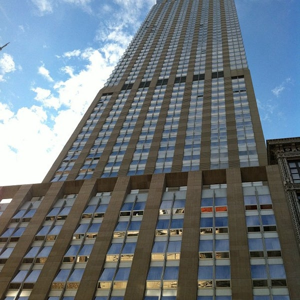 Photo taken at The Setai Fifth Avenue by Susan C. on 8/10/2012