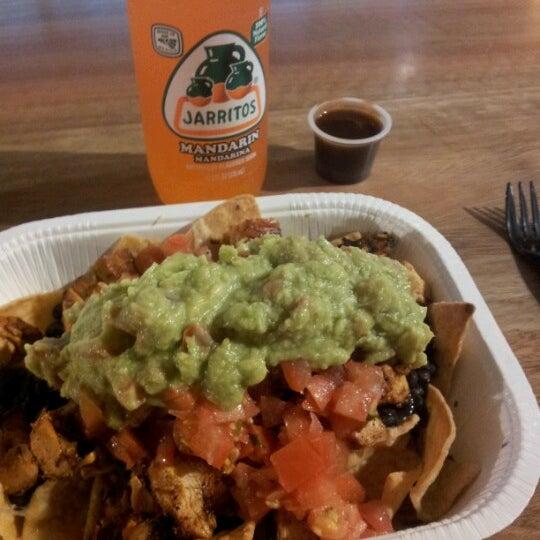 Photo taken at Guzman y Gomez by Tom W. on 6/21/2012