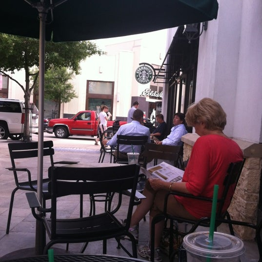 Photo taken at Starbucks by Ana A. on 6/5/2012
