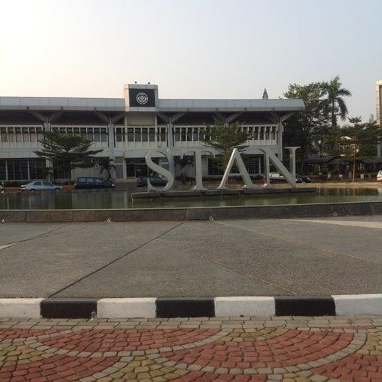 Photo taken at Sekolah Tinggi Akuntansi Negara (STAN) by eggy d. on 9/1/2012