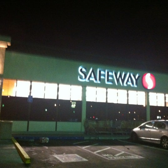Photo taken at Safeway by A J M. on 3/15/2012