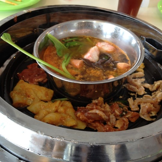 Seoul Garden Korean Restaurant In Setia Alam