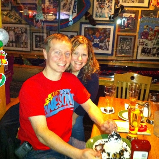 Photo taken at Applebee's by Janet S. on 12/27/2011