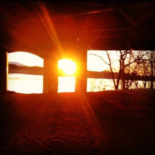 Photo taken at Lady Bird Lake Trail by Lindsey S. on 2/21/2012