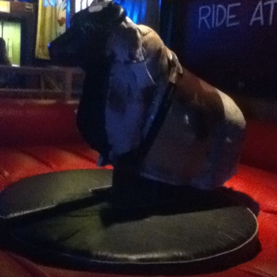 Photo taken at Daisy Duke's by Chrissie O. on 4/22/2012