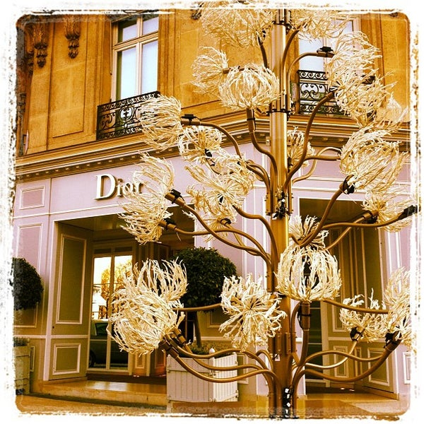 Photo taken at Christian Dior by Dan D. on 11/13/2011