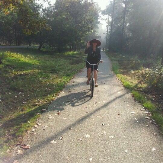 Photo taken at Nationaal Park De Hoge Veluwe by Bart V. on 10/2/2011