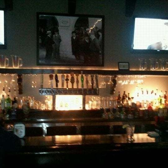 Photo taken at Casting Office Bar & Grill by Frankie G. on 1/9/2012