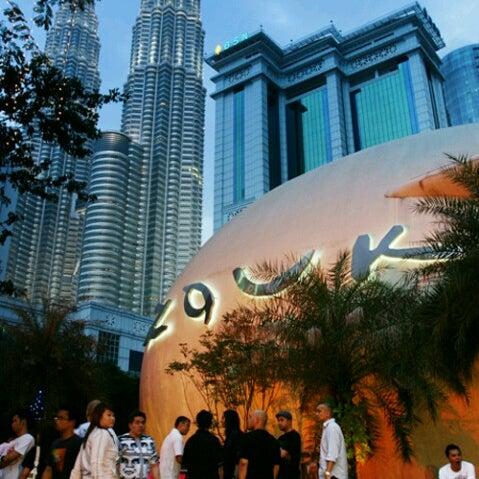 Photo taken at Zouk Club Kuala Lumpur by Azwan A. on 8/17/2012