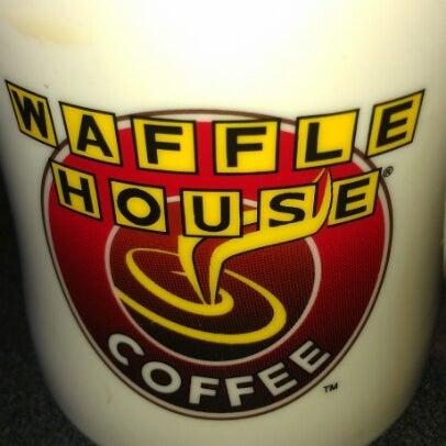 Photo taken at Waffle House by Matt K. on 9/1/2012