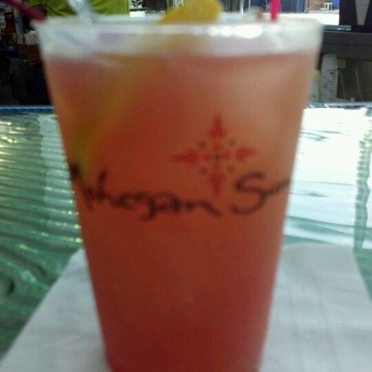Photo taken at Mohegan Sun Pool by Janice S. on 10/7/2011