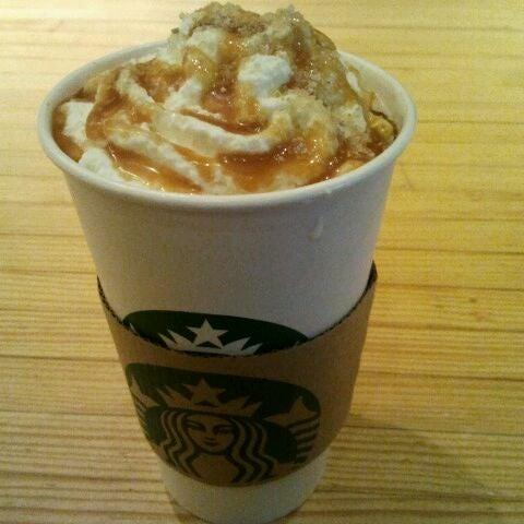 Photo taken at Starbucks by Miranda S. on 10/7/2011