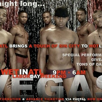 Gay Bar Freunde in Atlanta
