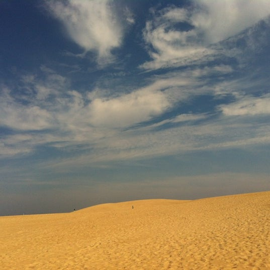 Photo taken at Jockey's Ridge State Park by Jillian P. on 6/24/2012
