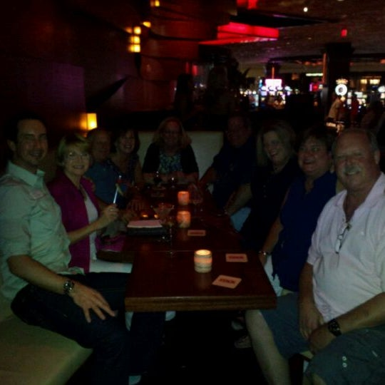 Photo taken at STACK Restaurant & Bar by Jesse S. on 8/18/2011