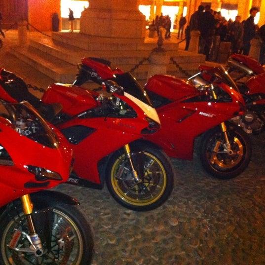 Photo taken at Via Emilia Centro by Eligio F. on 3/10/2012