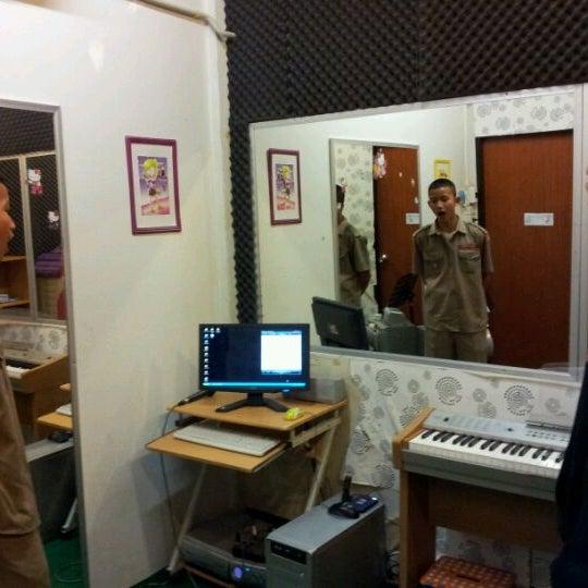 Photo taken at B-star-Music School by Taspong S. on 12/21/2011