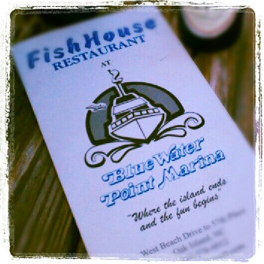 Fish house restaurant seafood restaurant in oak island for One fish two fish restaurant