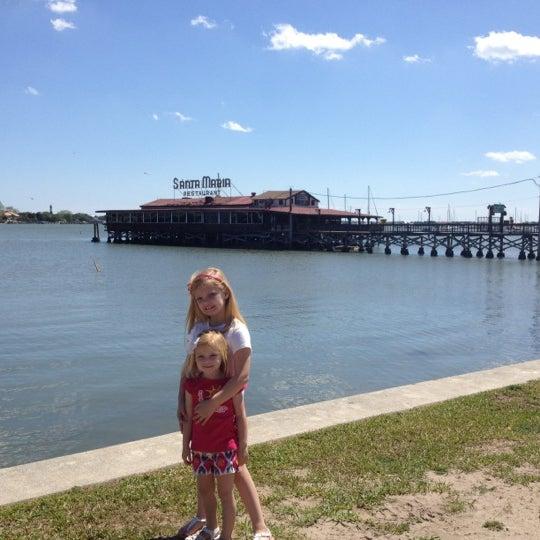 Photo taken at Santa Maria by Jonathan H. on 3/25/2012