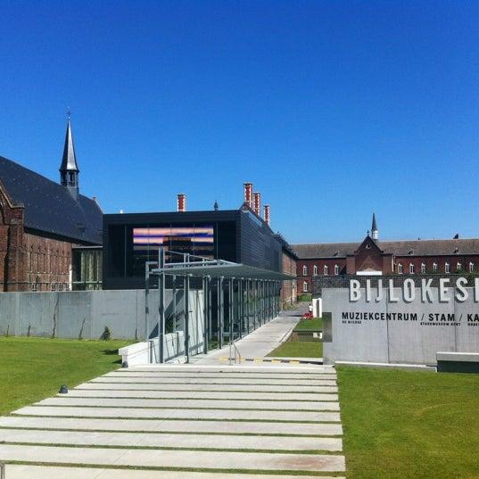 Photo taken at Stadsmuseum Gent | STAM by Scottaliano on 8/10/2012