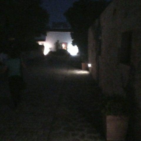 Photo taken at Abate Masseria & Resort Noci by Daniele U. on 7/17/2012