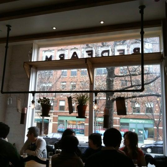 Photo taken at RedFarm by tina on 1/8/2012