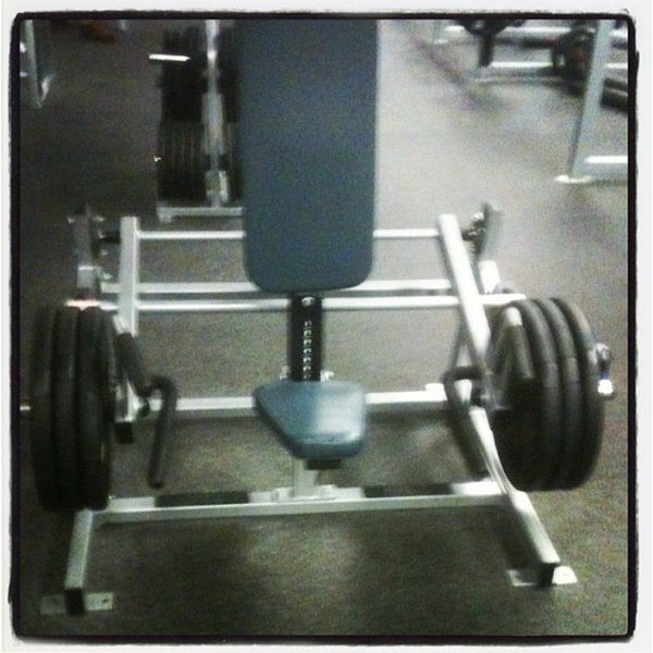 Photo taken at LA Fitness by Jonathan R. on 7/26/2012