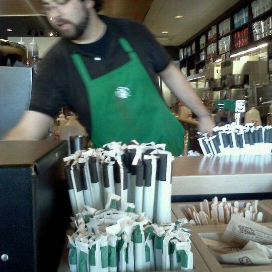 Photo taken at Starbucks by Krissi R. on 11/9/2011