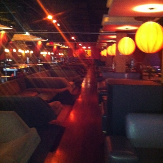 Photo taken at Lucky Strike New York by Michelle R. on 2/2/2012
