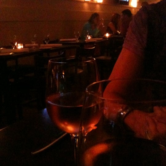 Photo taken at Tryst by John L. on 8/25/2012