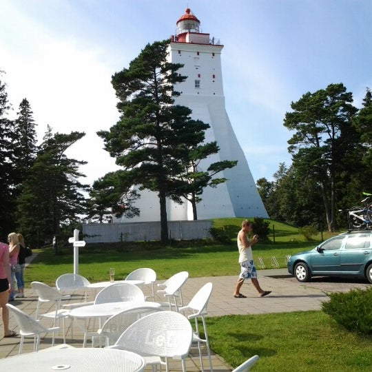 Photo taken at Kõpu tuletorn  | Kõpu Lighthouse by Evgeniy K. on 8/18/2012