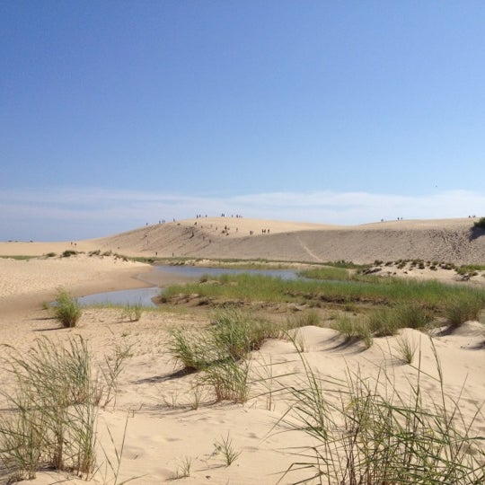 Photo taken at Jockey's Ridge State Park by Christopher T. on 7/25/2012