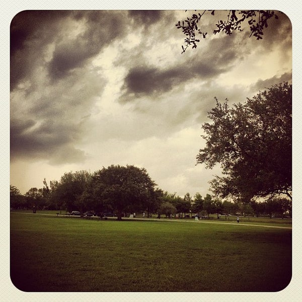 Photo taken at Markham Park by catalo on 5/26/2012