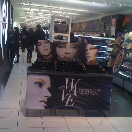 Photo taken at Sephora by Chris D. on 1/3/2012