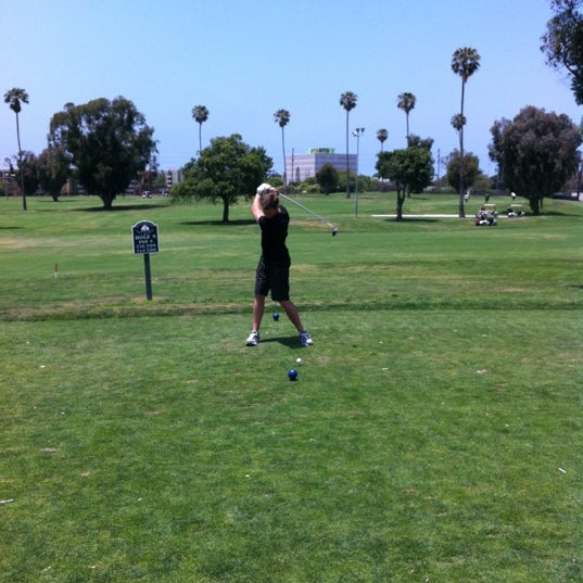 Photo taken at Westchester Golf Course by Michael V. on 6/2/2012