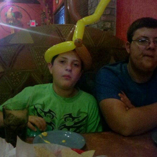 Photo taken at Mamacitas Mexican Restaurant by Bethany F. on 5/13/2012