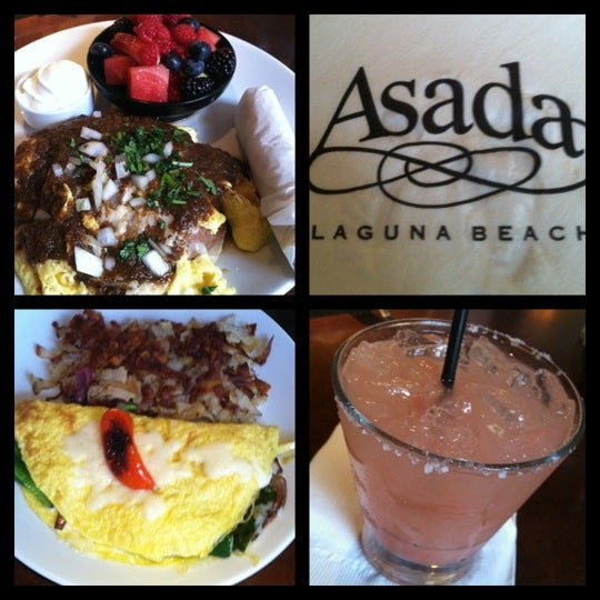 Photo taken at Asada by Quiana W. on 2/12/2012