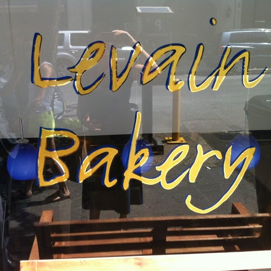 Photo taken at Levain Bakery by Monica V. on 7/9/2012