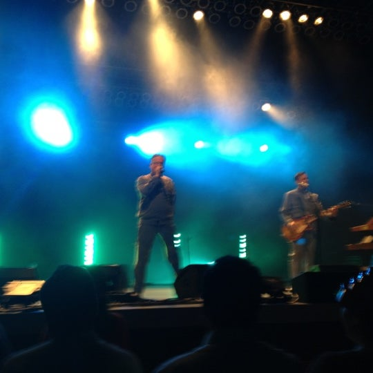 Photo taken at The Greek Theatre by Meire on 9/13/2012