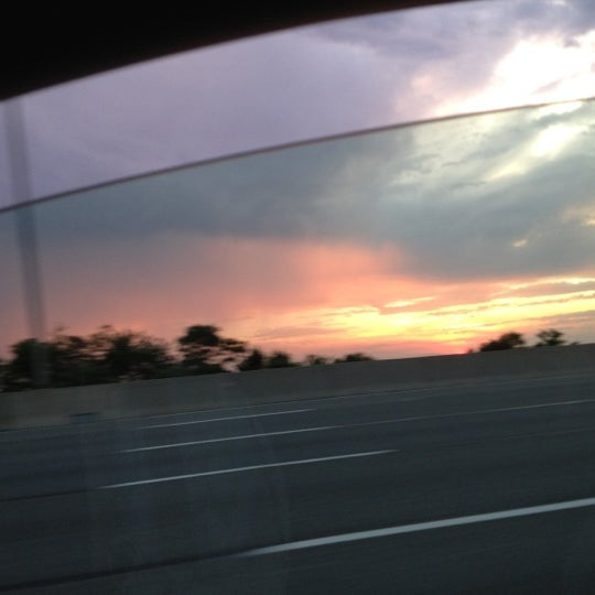 Photo taken at Garden State Parkway -- Saddlebrook by Victoria M. on 5/27/2012