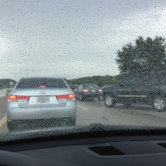 Photo taken at I-75 by Brent B. on 7/17/2012