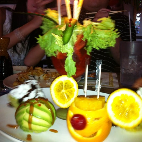 Photo taken at Sushi Tomo by Veronica S. on 6/22/2012