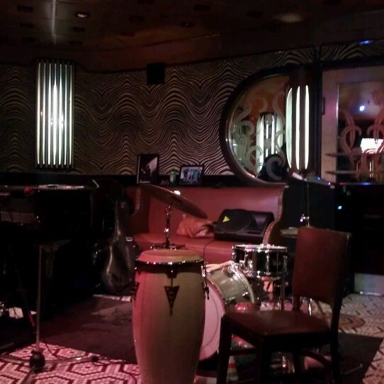 Photo taken at Lenox Lounge by Belinda K. on 7/7/2012