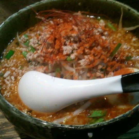 Photo taken at Do Miso by Cohei K. on 12/30/2011