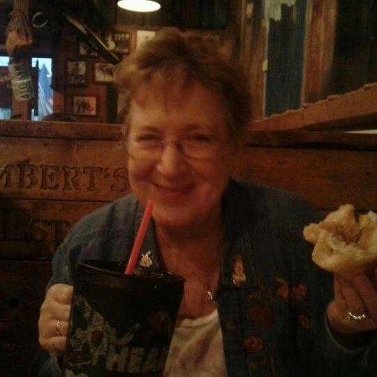 Photo taken at Lambert's Cafe by Katie R. on 11/27/2011