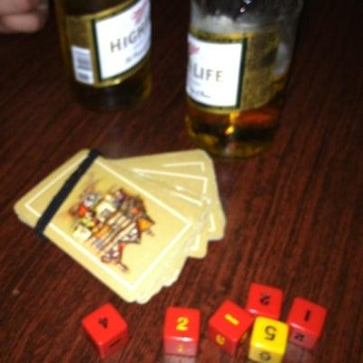 Photo taken at Blarney Stone Bar & Restaurant by Gray N. on 8/23/2012